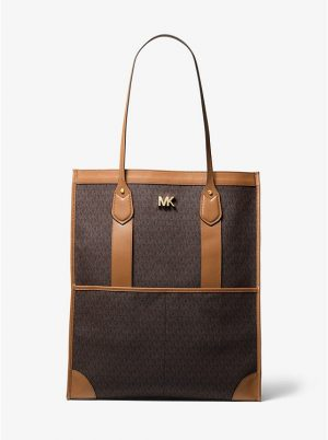CUSTOM EXTRA LARGE TOTE BAG  (MICHAEL KORS)
