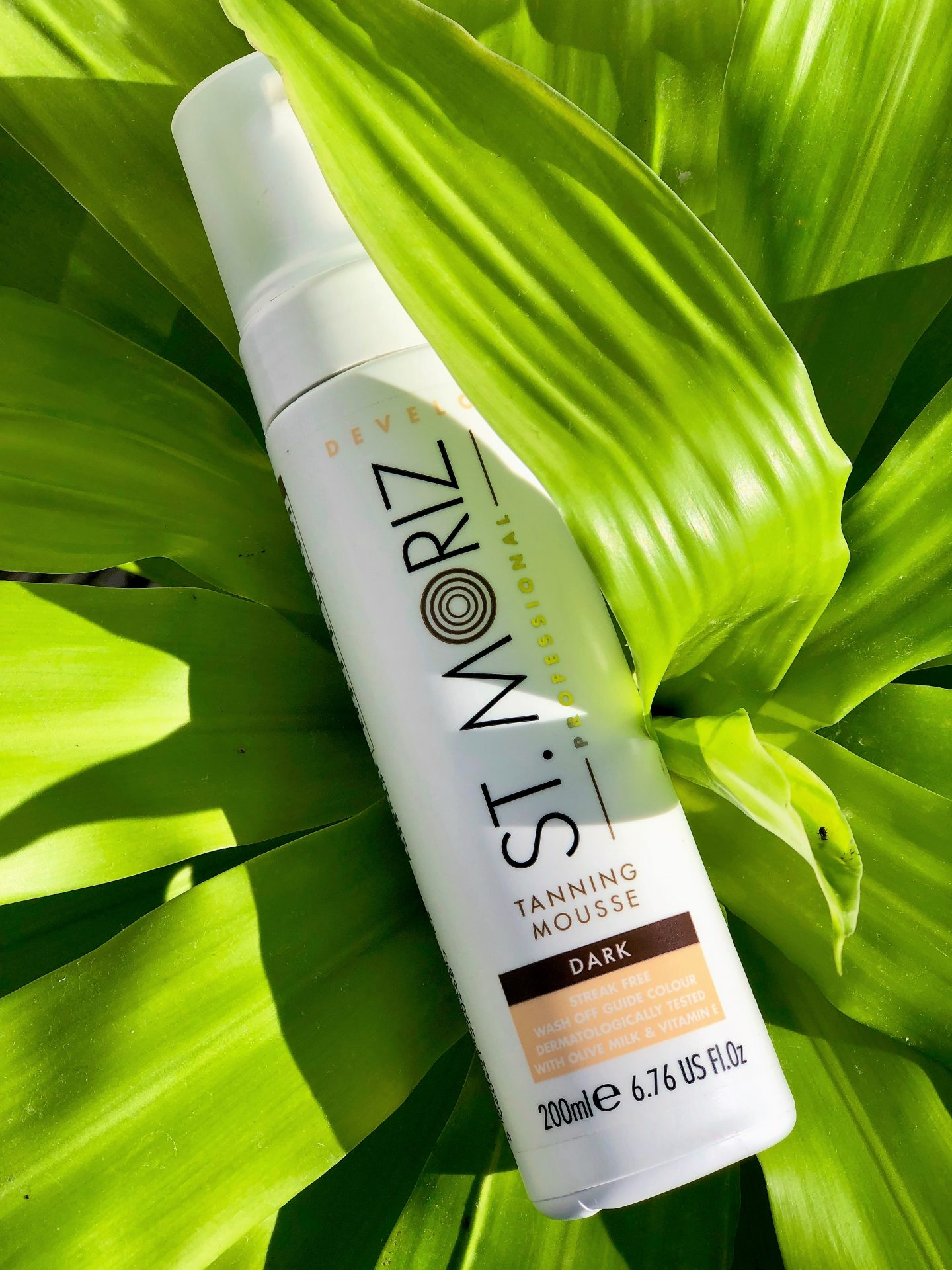 ST. MORIZ PROFESSIONAL TANNING MOUSSE – REVIEW