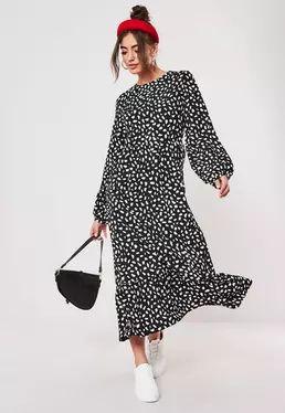 Missguided – Dalmation Spot Dress