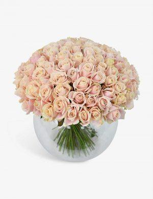 Selfridge's Pink Roses