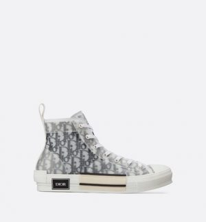 Dior High Top Trainers